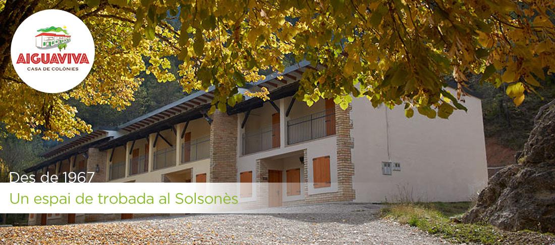 Casa de colònies Solsonès